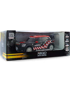 NIKKO Mini John Cooper radio control car