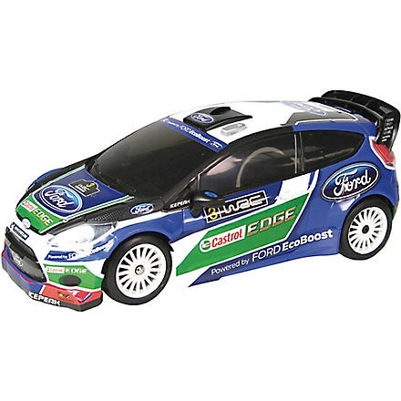 NIKKO Ford Fiesta World Rally Championship car