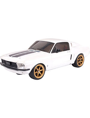 NIKKO Fast and Furious 6 1969 Ford Mustang car