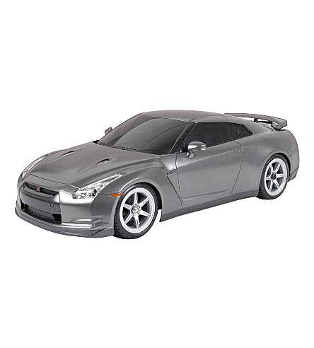 NIKKO Fast and Furious 6 Nissan GTR car