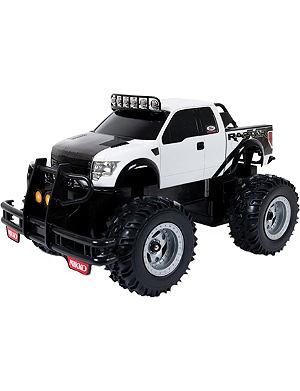 NIKKO Ford Raptor Baja off-road monster truck