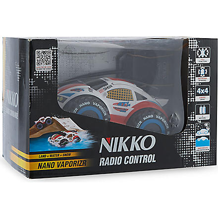 NIKKO Single Nano VaporizR radio control all-terrain vehicle