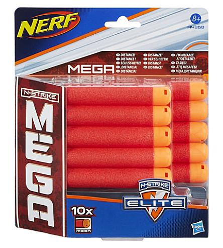 NERF N-strike mega foam darts refill pack