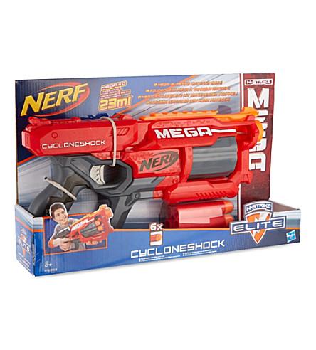 NERF Nerf N-Strike Elite Mega Cycloneshock blaster