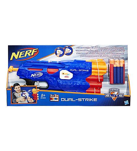 NERF N-strike dual-striker ps4 blaster