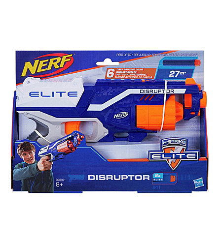 NERF Nerf disruptor