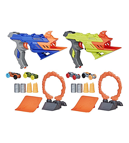 NERF Nitro Duelfury Demolition playset