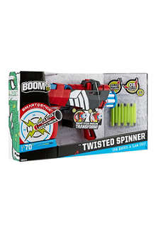 BOOM CO Twisted Spinner™ dart gun