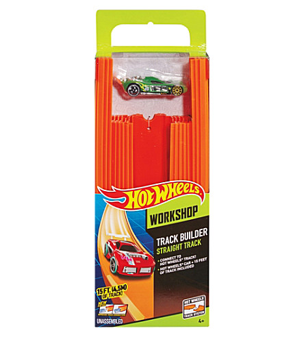 HOTWHEELS Straight Track Builder
