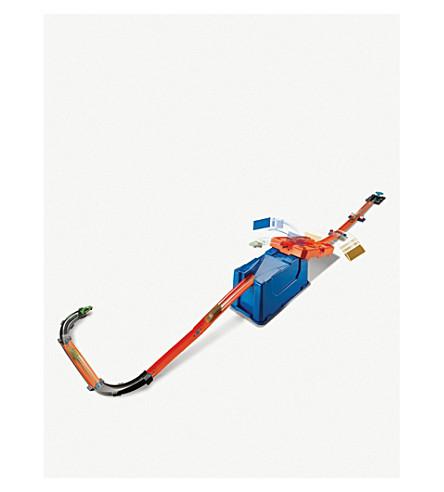 HOTWHEELS Track Builder Stunt Box