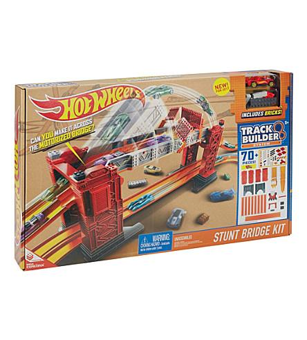 HOTWHEELS Track Builder Stunt Bridge Kit