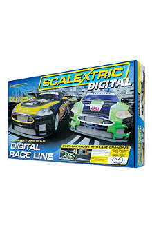 SCALEXTRIC Digital Race Line box set
