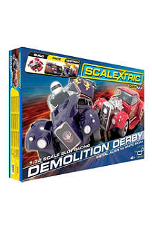 SCALEXTRIC Demolition Derby box set