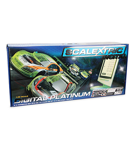 SCALEXTRIC Scaletrix digital platinum set