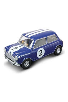 SCALEXTRIC Morris Mini Cooper solo slot car