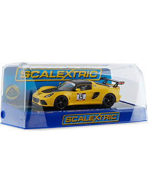 SCALEXTRIC Lotus Exige V6 solo car