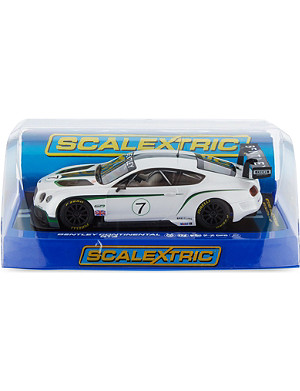 SCALEXTRIC Bentley Continental GT3 solo car