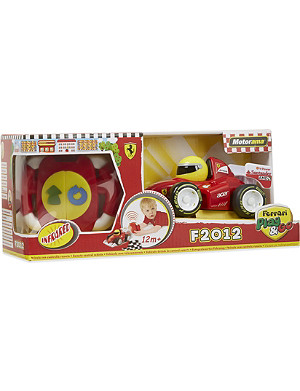 FERRARI Ferrari play&go f2012 remote control car