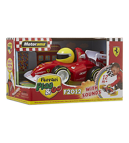 FERRARI Ferrari play&go F2012