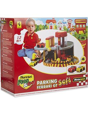 FERRARI Ferrari play&go parking playset