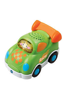 VTECH Toot-Toot Drivers green racer car