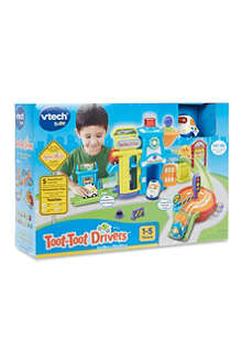 TOOT TOOT DRIVERS Police station play set