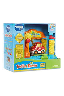 TOOT TOOT DRIVERS Service centre playset