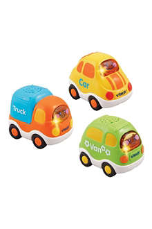VTECH Set of three vehicles