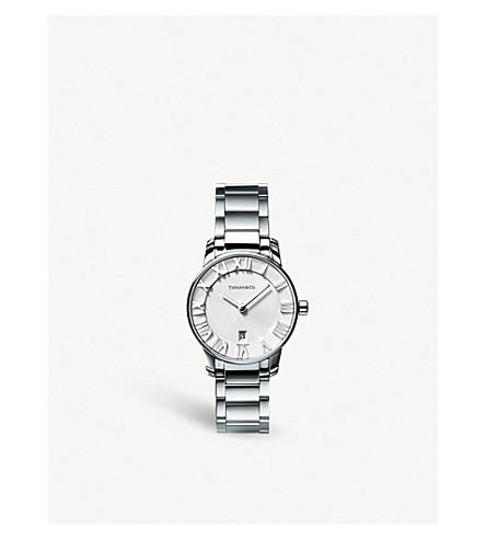 蒂芙尼 & CO Atlas®2手29mm 不锈钢女式腕表