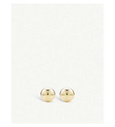 TIFFANY & CO Tiffany Beads 18k gold earrings (Gold