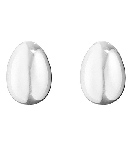 GEORG JENSEN Astrid sterling silver stud earrings