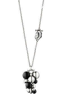 GEORG JENSEN Moonlight Grapes pendant necklace