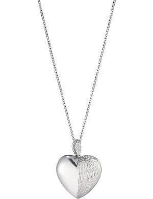 GEORG JENSEN Heart pendant sterling silver