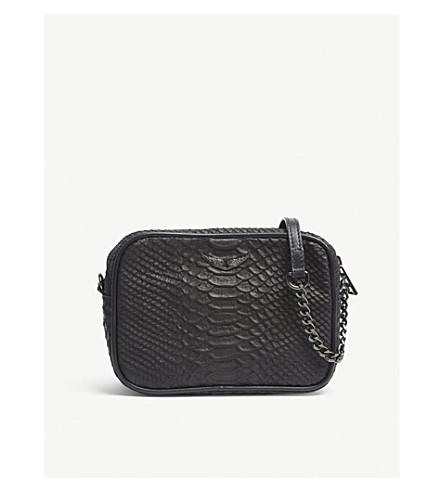 ZADIG & VOLTAIRE 包袋 xs 的野蛮 (黑色
