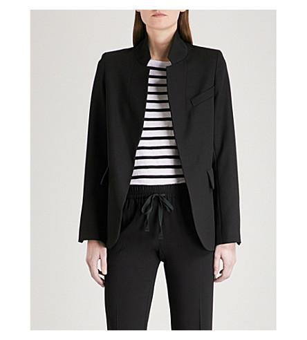 ZADIG & VOLTAIRE Very wool blazer (Black