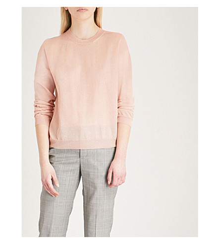 ZADIG & VOLTAIRE Delly knitted jumper (Pink