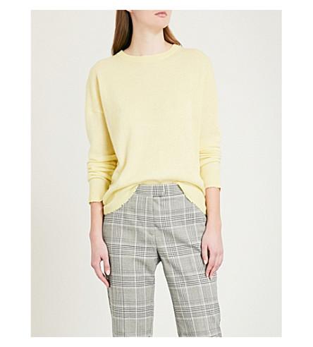 ZADIG & VOLTAIRE Cici cashmere jumper (Lime