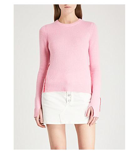 ZADIG & VOLTAIRE Source cashmere jumper (Pink