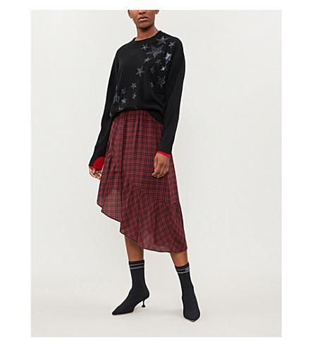 ZADIG & VOLTAIRE 加布羊绒毛衣 (黑色