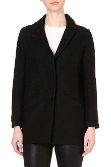 MAJE Ecoutille braided coat