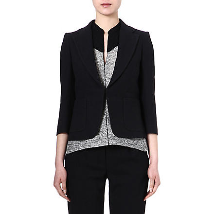 MAJE Elypsa short jacket (Black