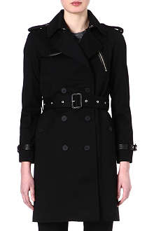 MAJE Figaro trench coat