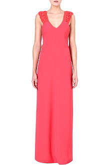 MAJE Freedom maxi dress
