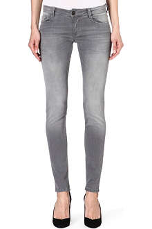 MAJE Cotton-stretch skinny jeans