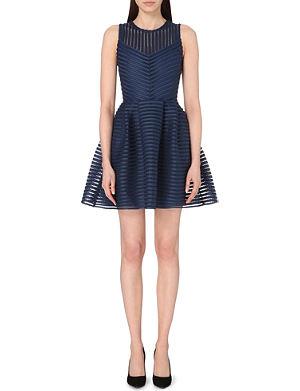 MAJE Renazzo knitted dress