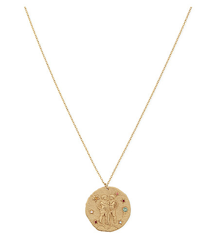myzodiac moon necklace products zodishack gemini silver