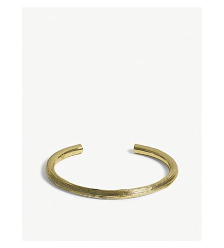 MAJE Semainier Weekly bracelet 4 (Gold