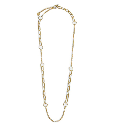 MAJE Chain necklace (Gold