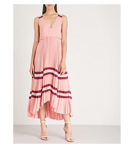 Ritiello crepe dress