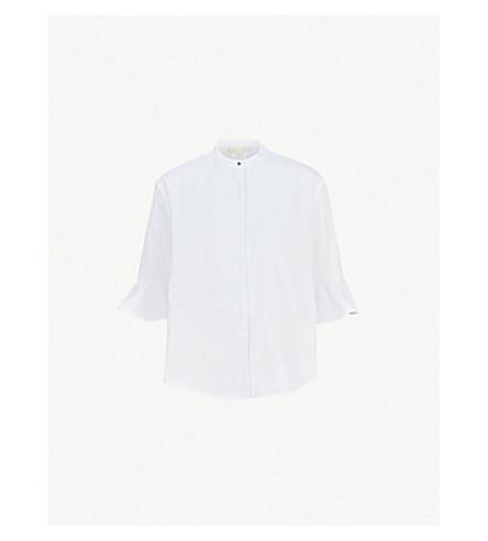 MAJE Cotton shirt (Pink